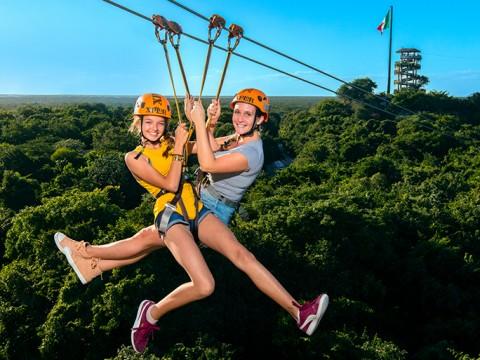 Xcaret, Mexican adventure park | momsranting  |Xcaret Adventure Park